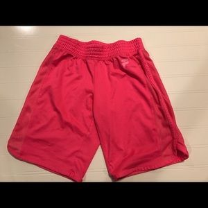 FILA basketball shorts Girls size XS 7